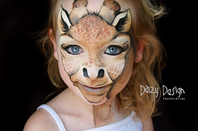 maquillage d'animaux