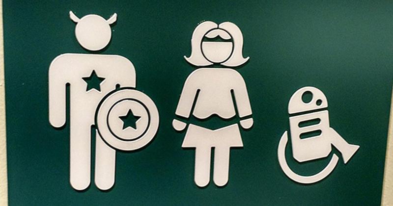 Ces Affiches De Toilettes Sont Toutes Plus Originales Les
