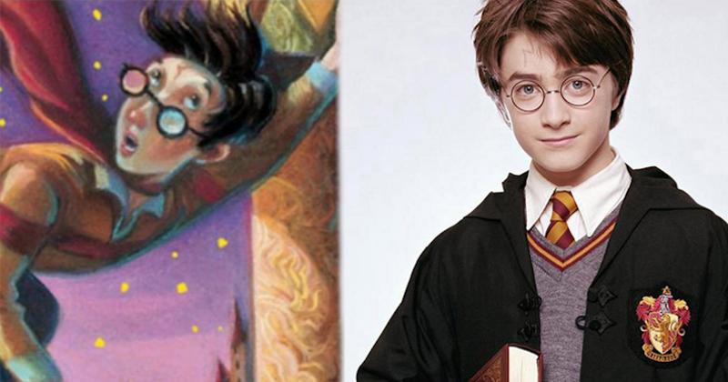 Découvrez à Quoi Aurait Dû Ressembler Le Casting D Harry