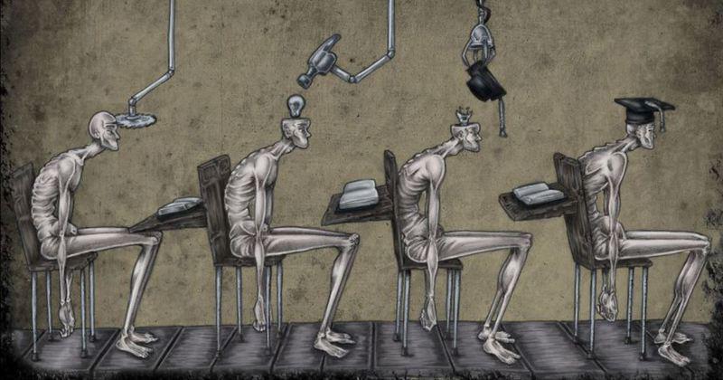 52 Illustrations Qui Denoncent Notre Societe