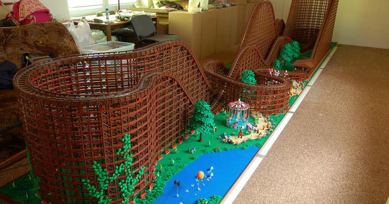 Lego De 000 Un Grand Pièces Plus Avec 8 90 b7g6fy