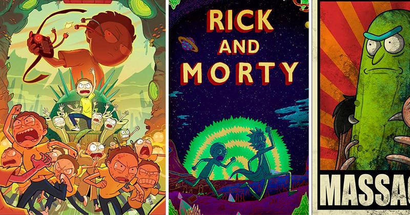 Des Fonds D écran Rick Morty Pour Vos Pc Et Smartphones