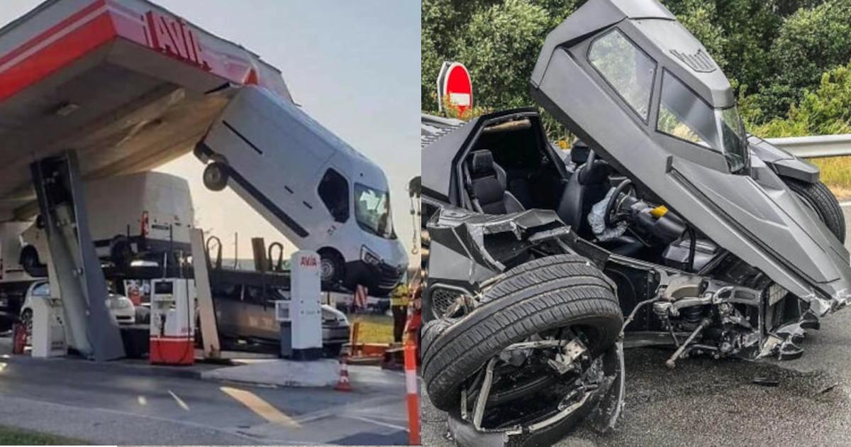 45 accidents qui ont couté très cher
