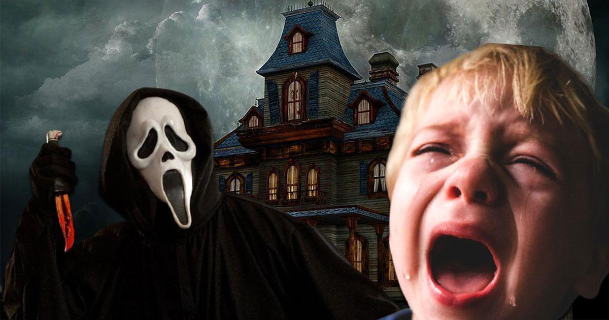 WTF : un acteur de maison hantée poignarde un enfant dans une fête foraine