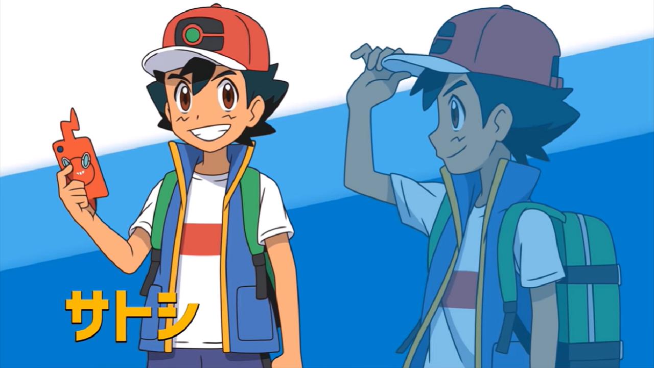 Pokémon Découvrez Lévolution De Sacha Au Fil Des Saisons