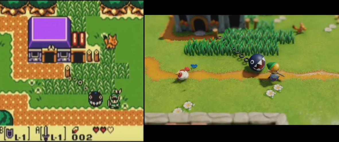 The Legend Of Zelda Link S Awakening La Version