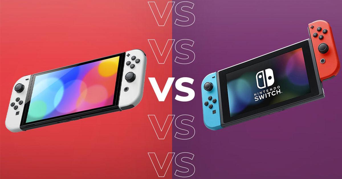 Nintendo : ce comparatif Switch/Switch OLED va vous faire économiser 350 euros (vidéo)
