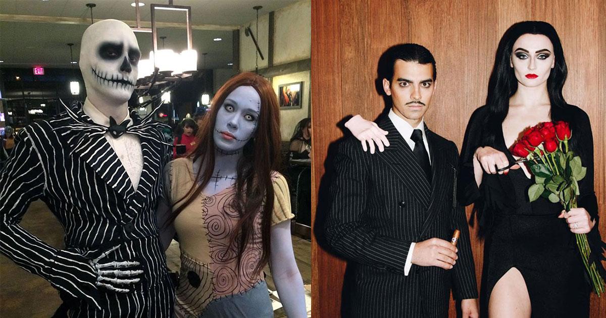 40 Costumes De Couples Geniaux Pour Halloween
