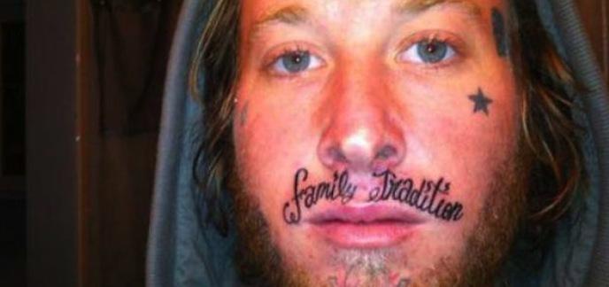 où les tatouages font le plus mal