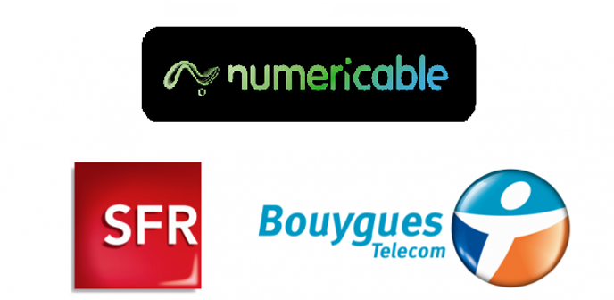 bouygues sfr numericable
