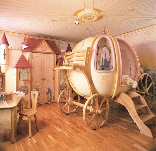 10 Chambres Version Disney