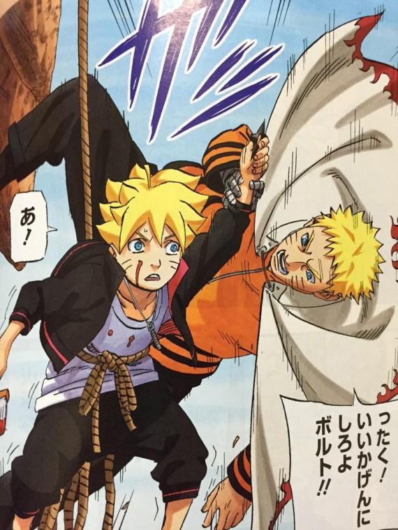 Naruto : une suite du manga vient d'être annoncée