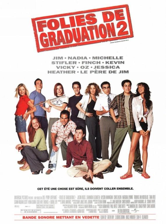 folies de graduation