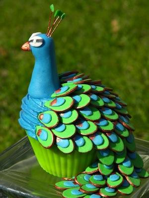 cupcake paon