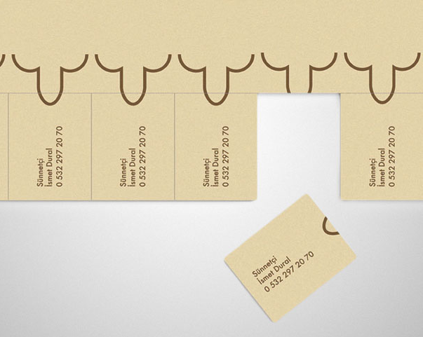 30 Cartes De Visites Tres Creatives