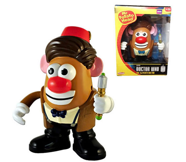 Monsieur patate dr who
