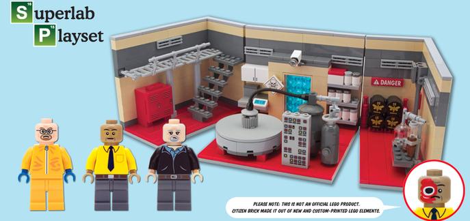 Le Bad Version De Lego Breaking Labo En oxBdrCe