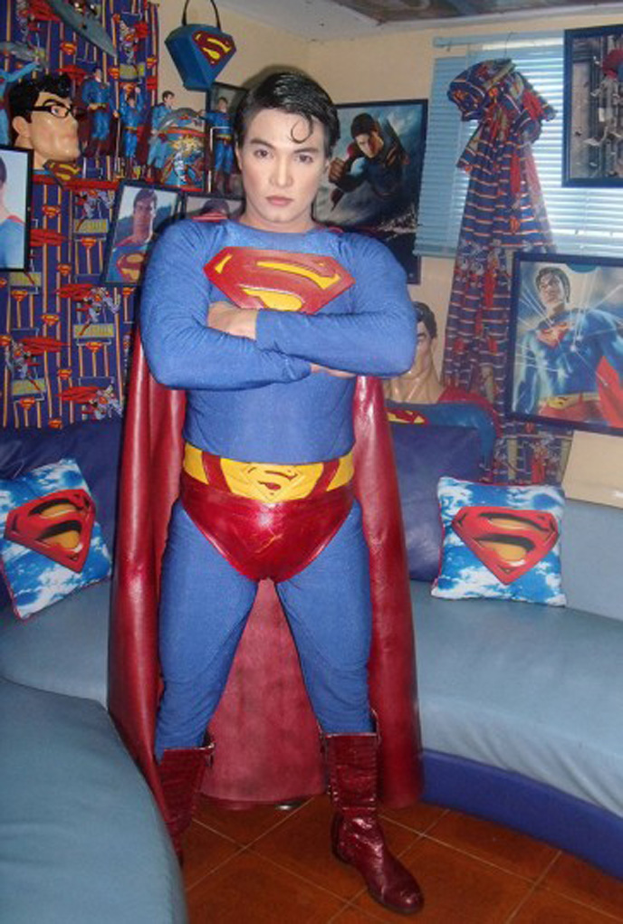sosie superman