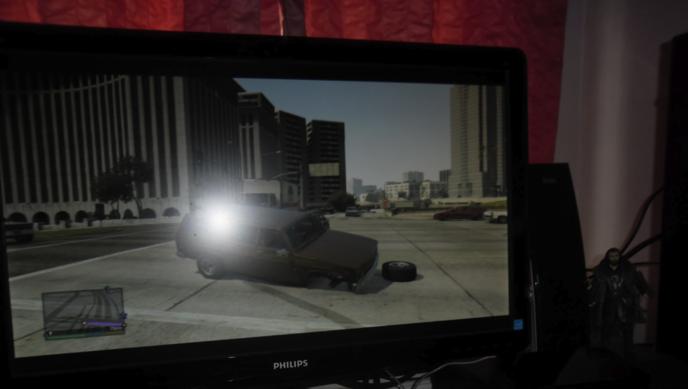 GTA 5 véhicules