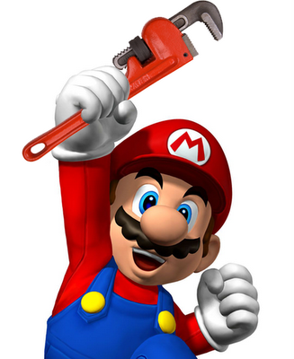Besoin avis Entreprise Mario-with-wrench
