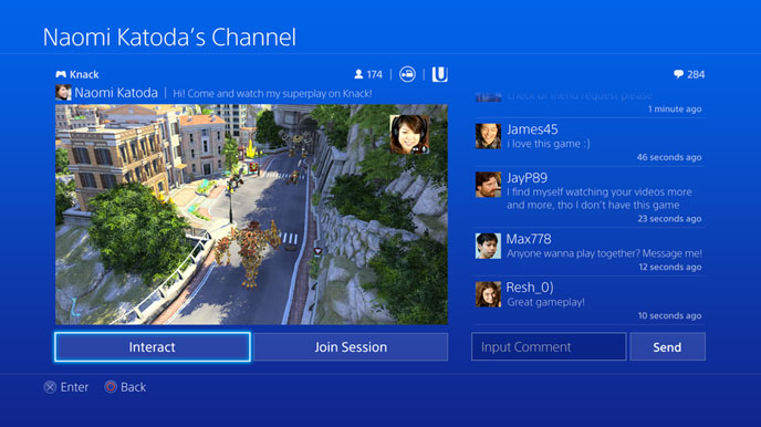 ps4 interface 1