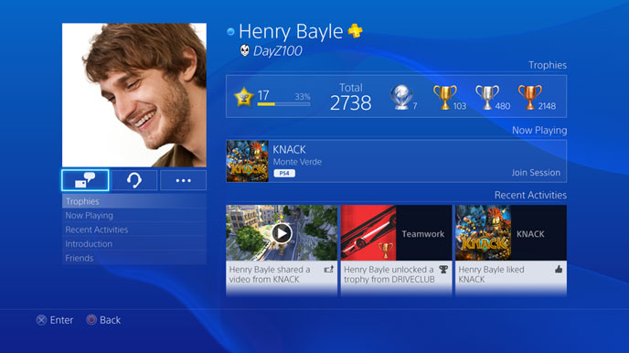 ps4 interface 2