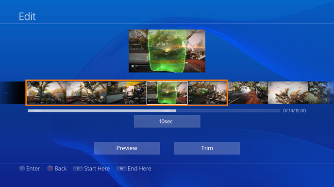 interface ps4 4