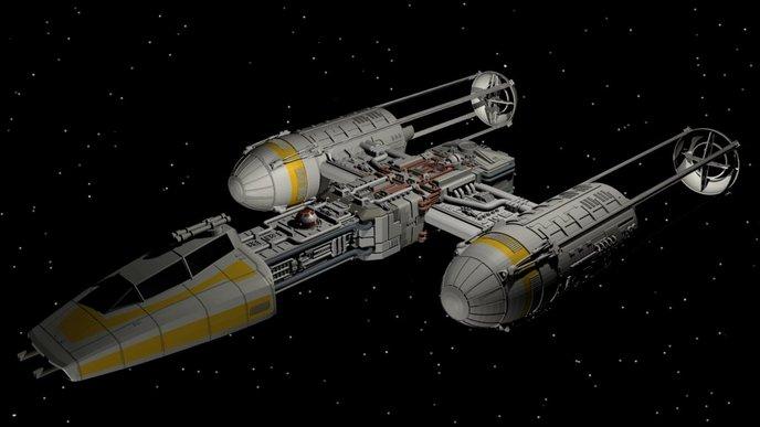 Top 15 des chasseurs stellaires dans star wars - Image star wars vaisseau ...