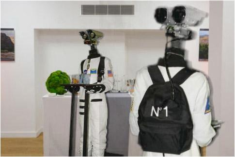 Robot N°1 First Class Robotics