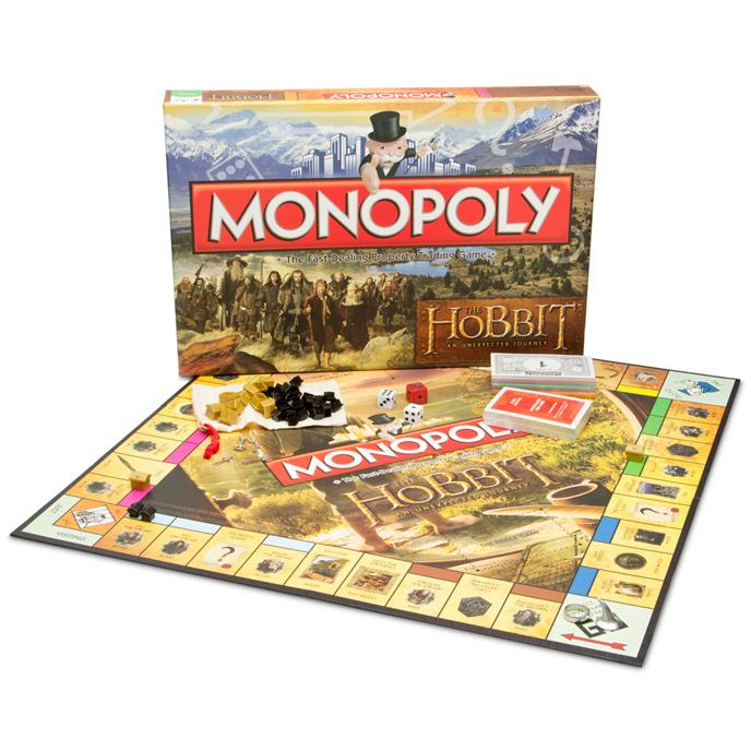 monopoly hobbit