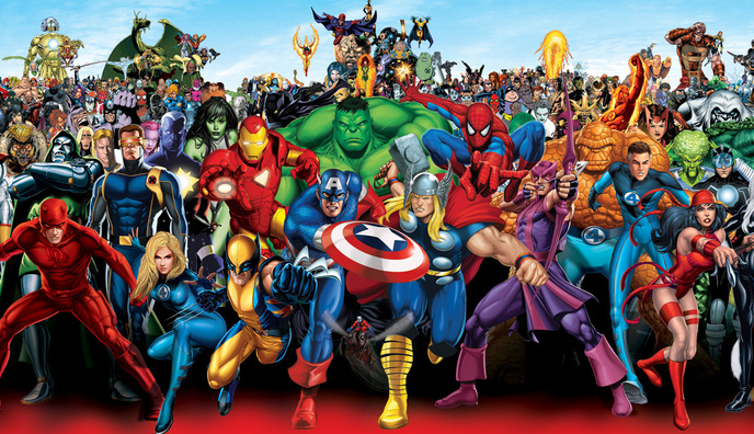 univers marvel comics