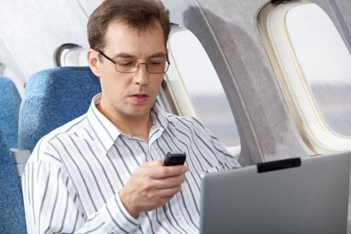 WiFi dans l'avion