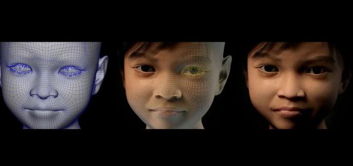 Parler un personnage virtuel - Communaut informatique