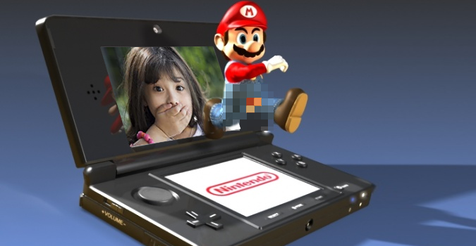 Nintendo zizi boîte aux lettres