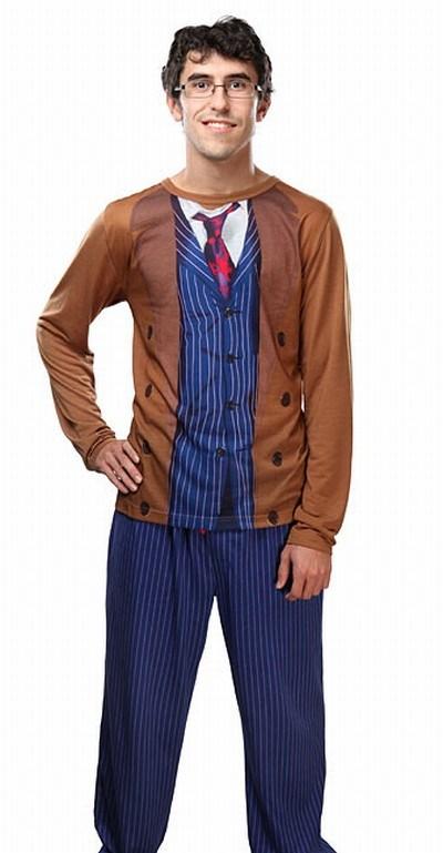 Doctor Who pyjama