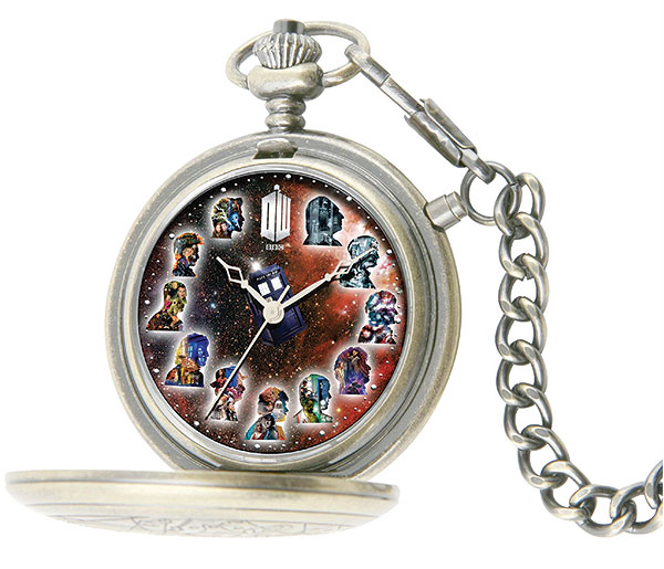 Doctor Who montre gousset