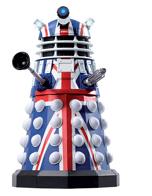 Dalek UK Doctor Who