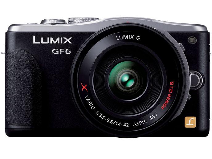 Panasonic Lumix GF6x