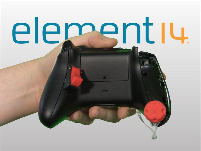 Manette Xbox One Utilisable A Une Main Pour Aider Les Joueurs