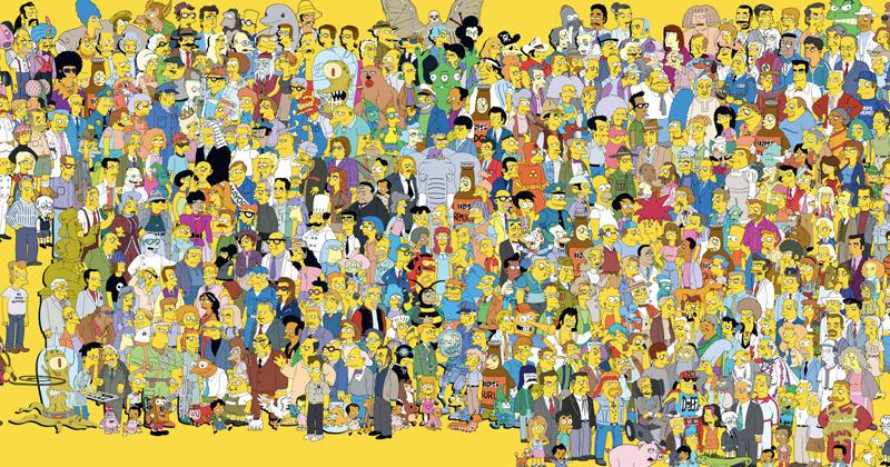 Sondage du jour quel est votre personnage des simpson - Tout les personnage des simpson ...