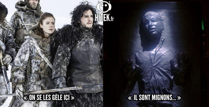 comparaison game of thrones star wars 3