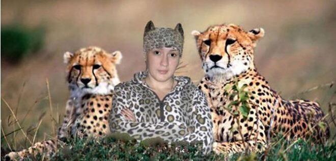 Montage Photoshop