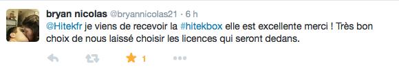 avis Hitek Box