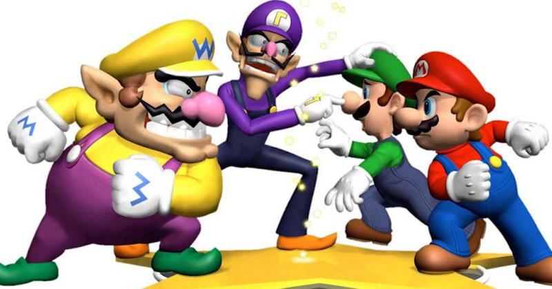 Wario Est En Réalité Un Ami D Enfance De Mario Et Yoshi N