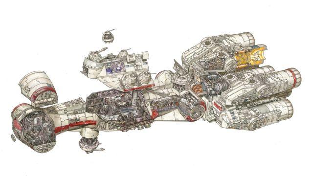 vaisseaux star wars hans jenssen 16