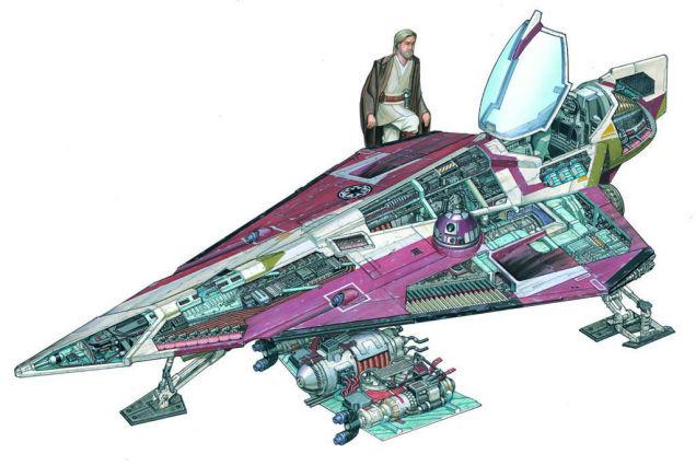 vaisseaux star wars hans jenssen 3