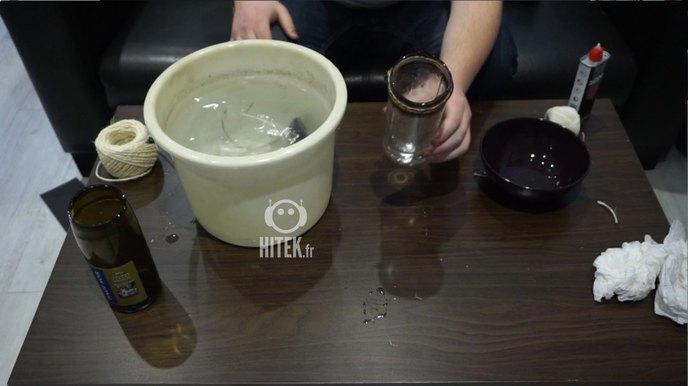 tuto bouteille verre 1