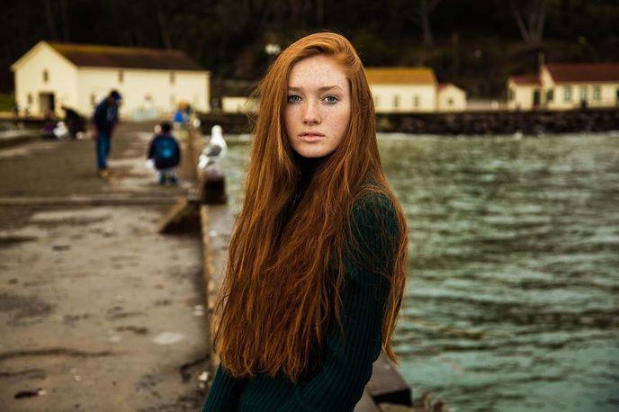 Photo femme beauté