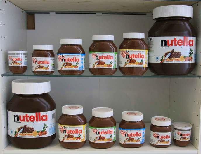Nutella day le top des choses savoir sur la c l bre p te tartiner - Lampe pot de nutella ...