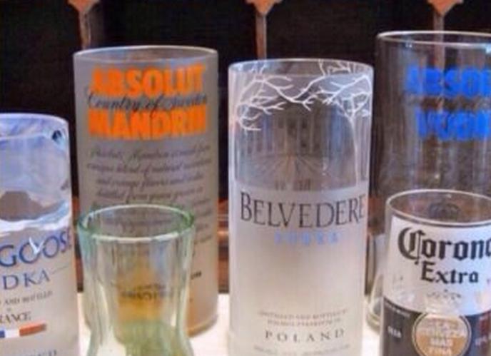 bouteille verre bierre 1